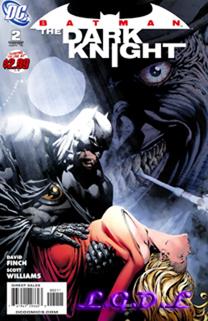 Comics Batman The Dark Knight 1-5  Btdk_011