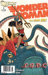 Wonder Woman 2011 Dc-new10
