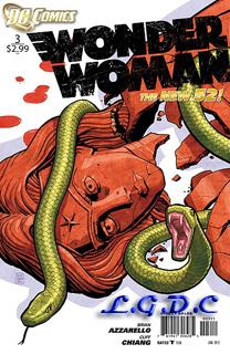 Wonder Woman 2011 Wonder13