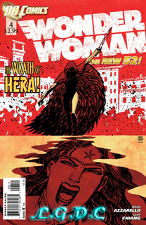 Wonder Woman 2011 Wonder14