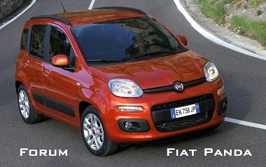 Forum FIAT Panda I, II et III