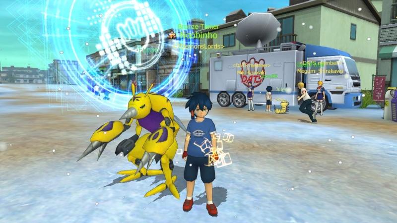 [DMO] Digimon Master Online 12011310