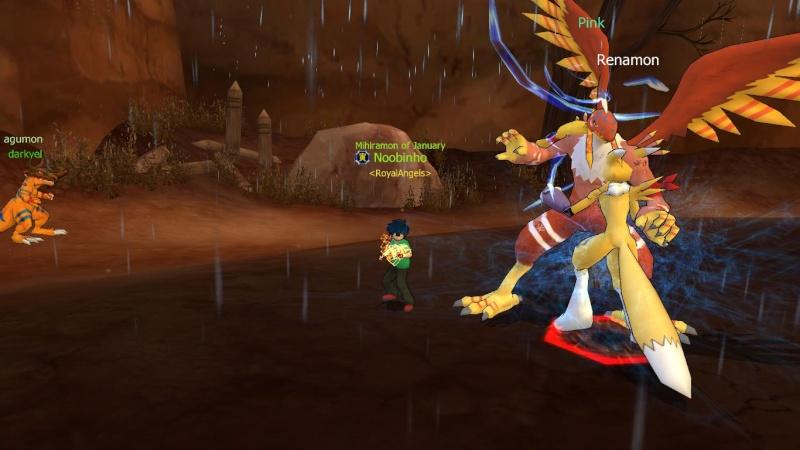 [DMO] Digimon Master Online 12011811