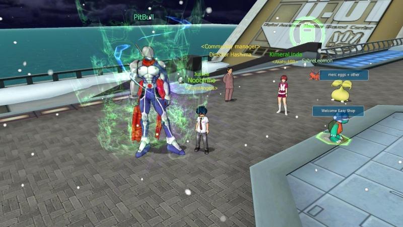 [DMO] Digimon Master Online 12012311