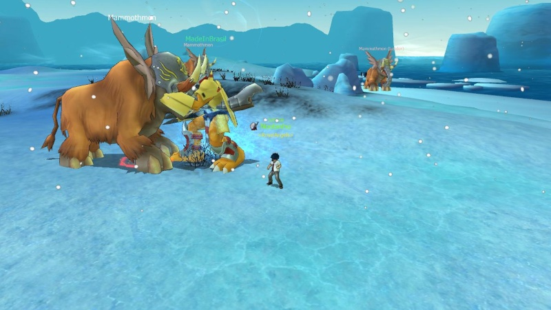 [DMO] Digimon Master Online 12021210