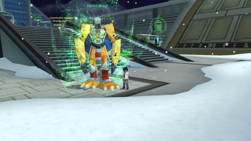 [DMO] Digimon Master Online 12021311