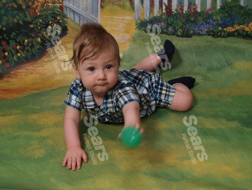 Caden's Easter Pictures :) 54490210