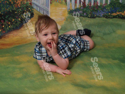 Caden's Easter Pictures :) 54872010