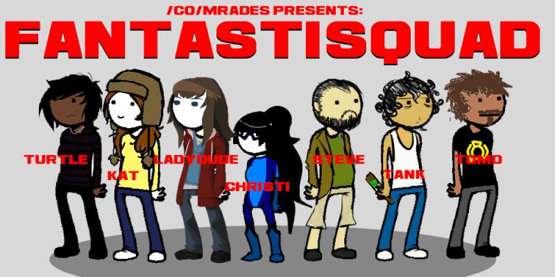 FANTASTISQUAD Fantas11