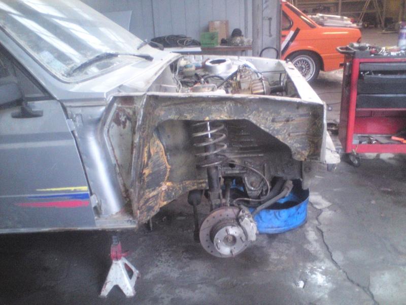 Restauration Samba Rallye 510