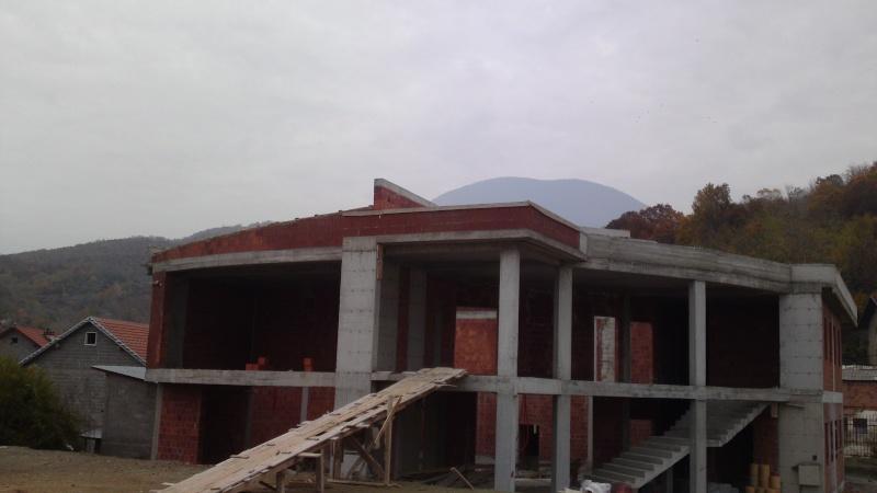 Ndërtimi i shtëpisë së kulturës në Hoqë te Qytetit (foto) 23.11.2012 121