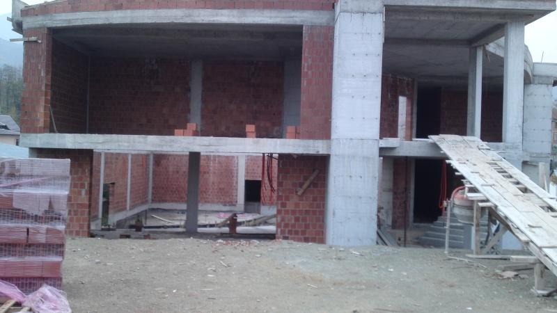 Ndërtimi i shtëpisë së kulturës në Hoqë te Qytetit (foto) 23.11.2012 319