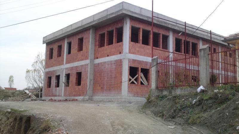 Ndërtimi i shtëpisë së kulturës në Hoqë te Qytetit (foto) 23.11.2012 418