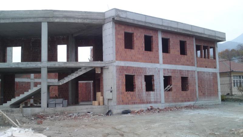 Ndërtimi i shtëpisë së kulturës në Hoqë te Qytetit (foto) 23.11.2012 619