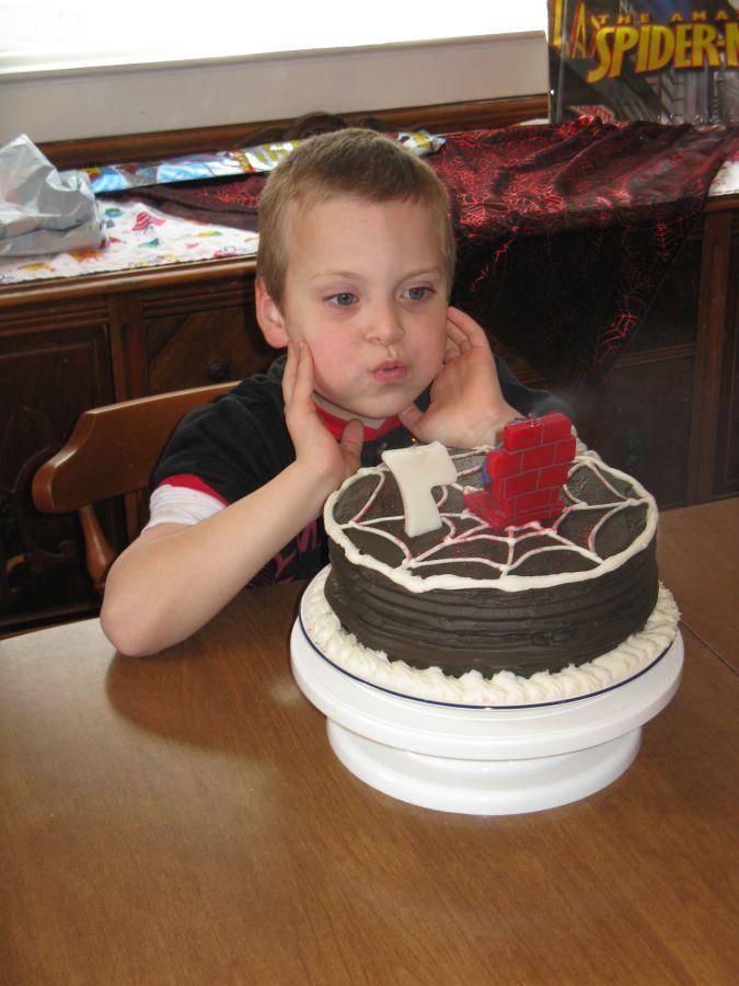 My son's 7th Birthday 4210