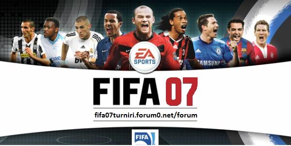 FIFA 07 Tournaments