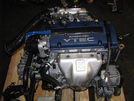 2001 Honda Accord temporary project Accord10