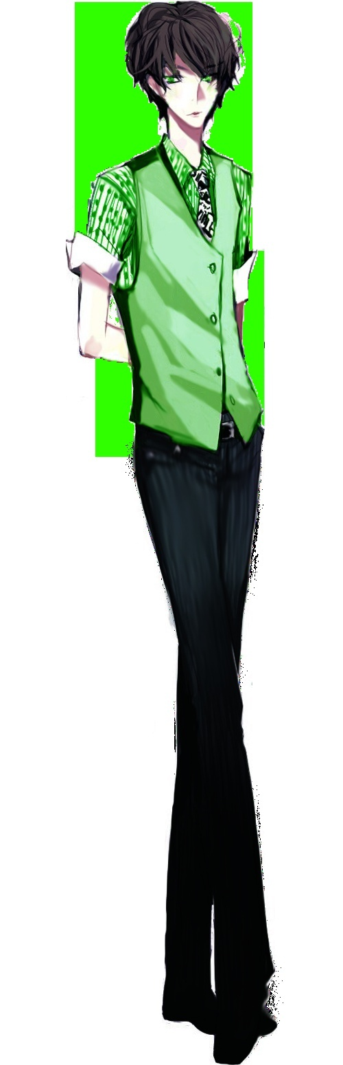 [TTOSTSCLT] Character Creation Tengek10