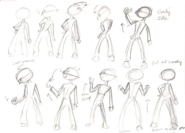 Character Animation Anithu10