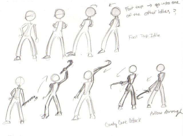 Character Animation Anithu14