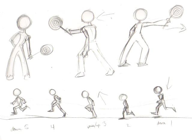 Character Animation Anithu17