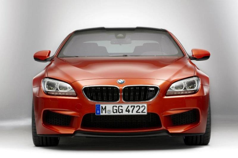 Nouvelle BMW M6 53556210