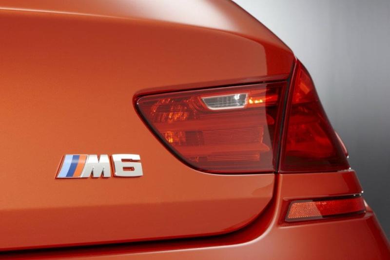 Nouvelle BMW M6 53843710