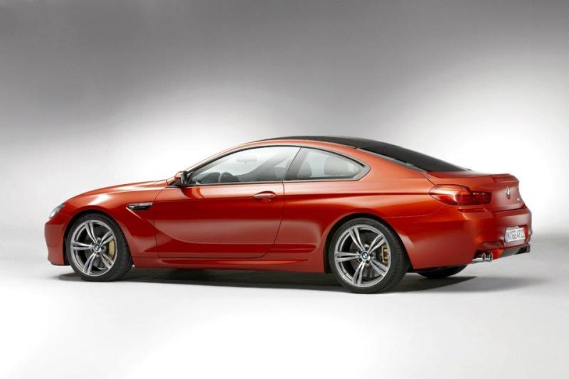 Nouvelle BMW M6 54017610