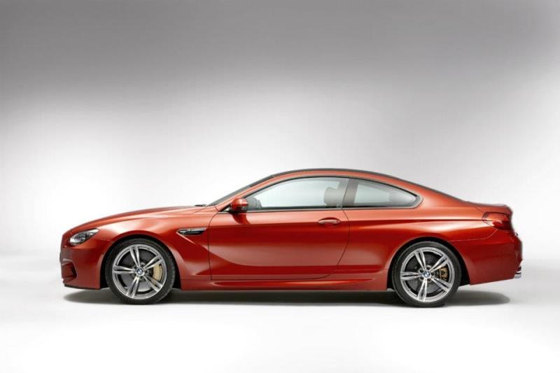 Nouvelle BMW M6 54847910