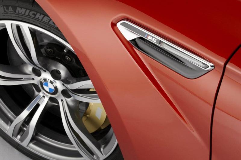 Nouvelle BMW M6 57851510
