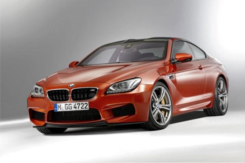 Nouvelle BMW M6 57953110