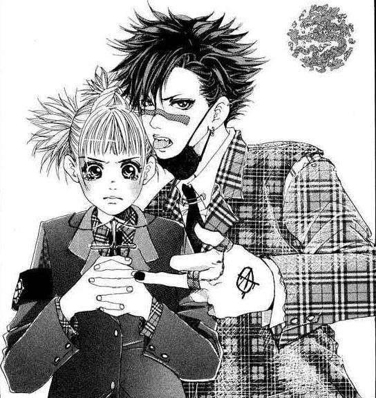 Quali sono le vostre coppie preferite di anime/manga? Fuck_y10