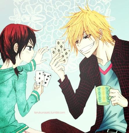Quali sono le vostre coppie preferite di anime/manga? Kuro_e10