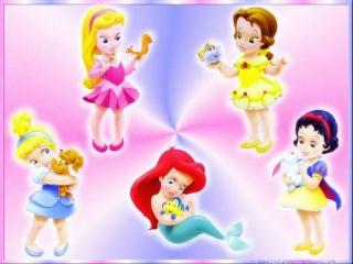"""[Images] """"Disney Chibis"""" 67775310"""