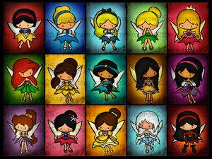 "[Images] ""Disney Chibis"" D41b9b10"