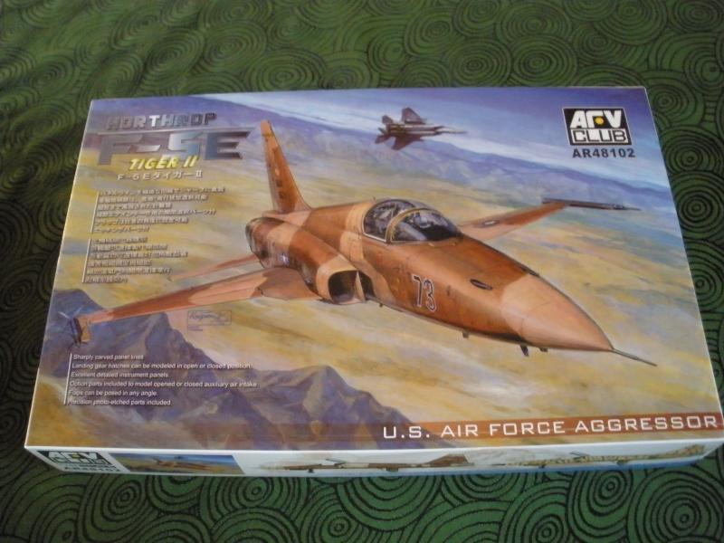 Montage F-5E Northrop AFV club-Ref AR 48102 - Mise à jour 11/02/2012 P1300010
