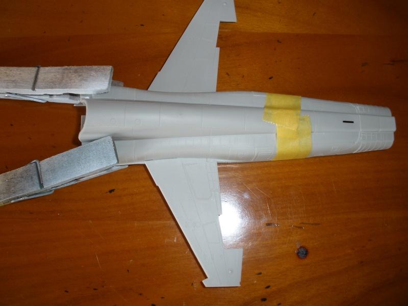 Montage F-5E Northrop AFV club-Ref AR 48102 - Mise à jour 11/02/2012 P2070113