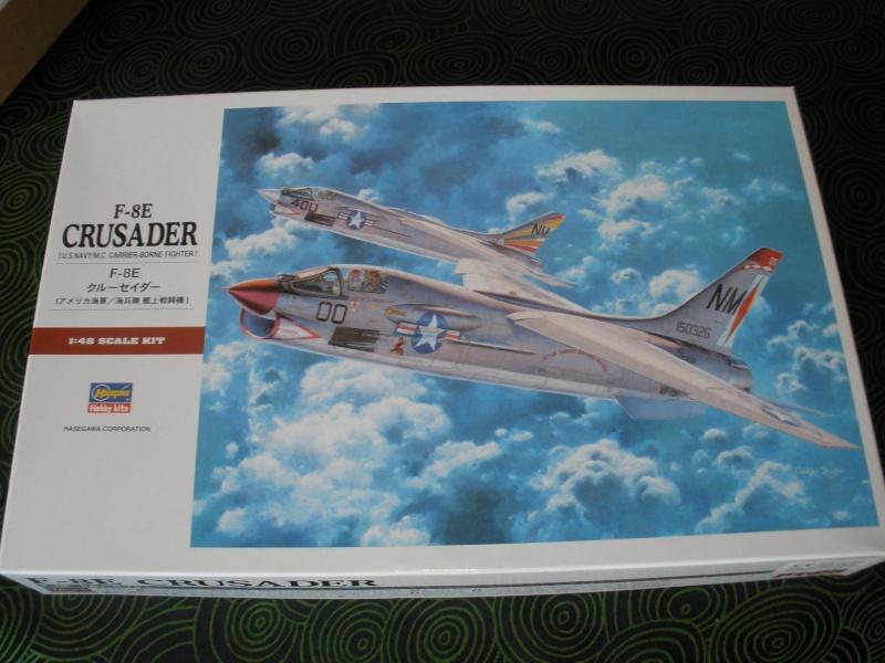 F-8E Crusader Hasegawa 1/48. P5070110