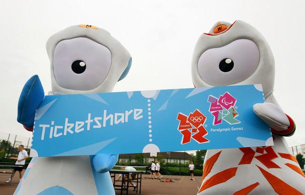 Londres 2012 - Billetterie des Jeux Paralympiques 12050810