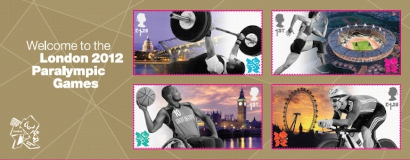 London 2012 Stamps - Great Britain (Royal Mail) - Stamps 12082710