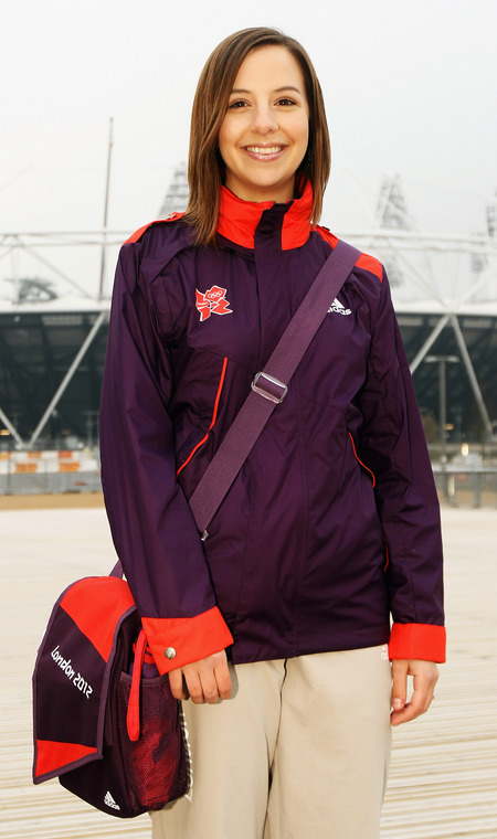 Londres 2012 - Uniformes des Volontaires 13392310