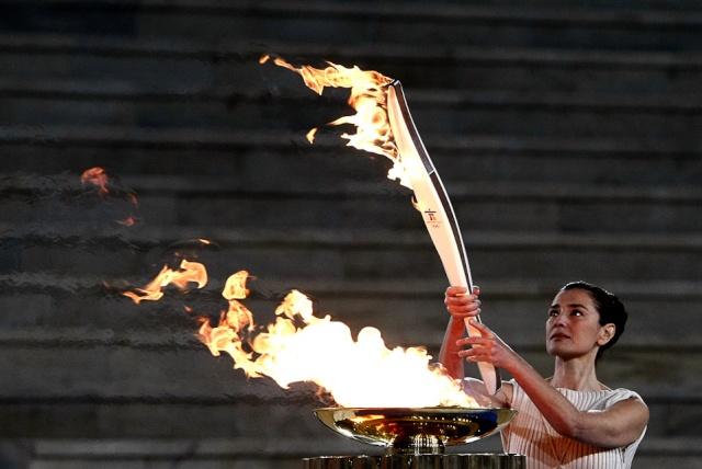 Londres 2012 - Relais de la Flamme (Parcours, Torches, Uniformes....) Bs310