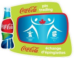 Retour sur les Centre d'Echanges de pin's COCA-COLA à Vancouver / Coca-Cola Pin Trading Center Vancouver 2010 Coca-c10