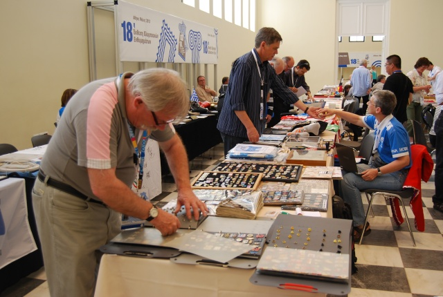 Live from Athens 2012 !!! Au jour le jour des news de la Foire Mondiale des Collectionneurs Olympiques à Athènes... Dsc_0315