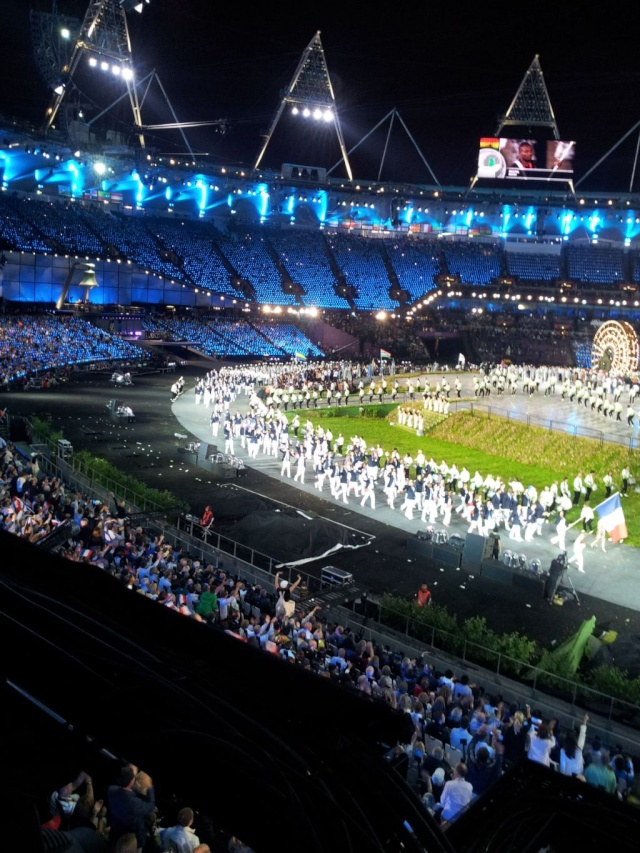 Londres 2012 - Blog Olympique... - Page 2 France16