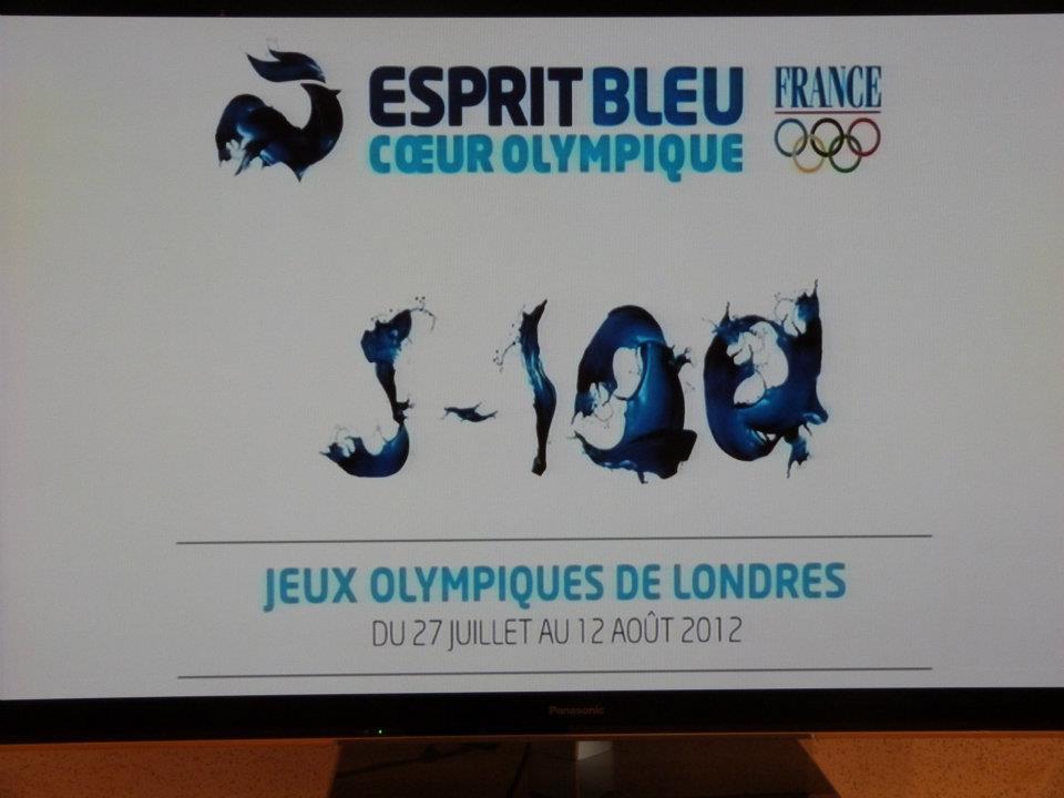 Londres 2012 - J-100 ! J-10010