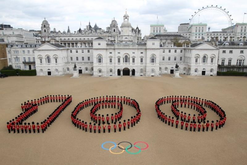 Londres 2012 - J-100 ! J-100g10