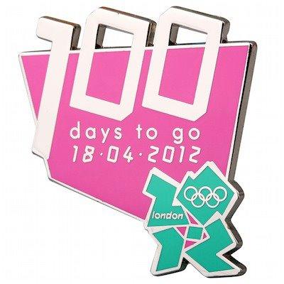 London 2012 - D-100 pins... J-100p10