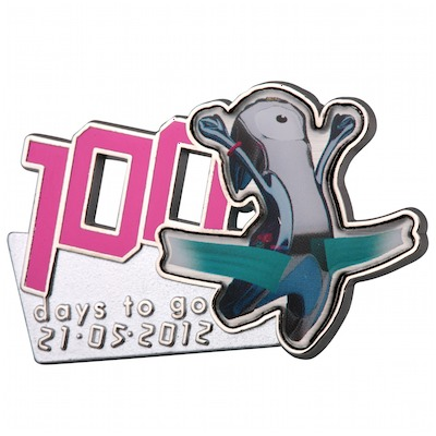 London 2012 - D-100 pins... J-100p12