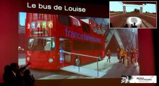 Londres 2012 - Dispositif des retransmissions TV Le-bus10